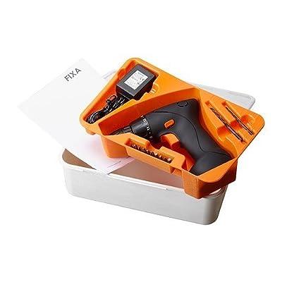 IKEA - FIXA Screwdriver/Drill, Lithium-ion, 7.2 V
