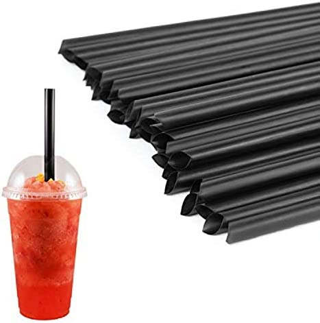 Bubble Boba Tea Fat Dringking Straws Smoothies Jumbo Drink Straw 33 Pcs world