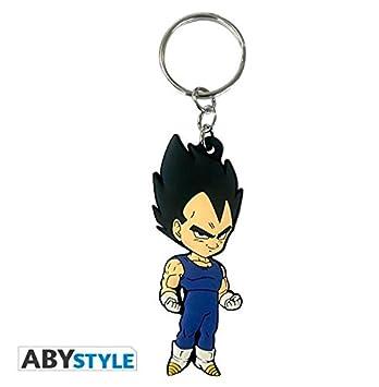 ABYstyle Dragon Ball-portachiavi PVC-Vegeta, abykey176