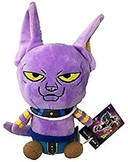 Amazon.com: Dragon Ball Kai Mini cojín (relleno, Mr. Popo ...
