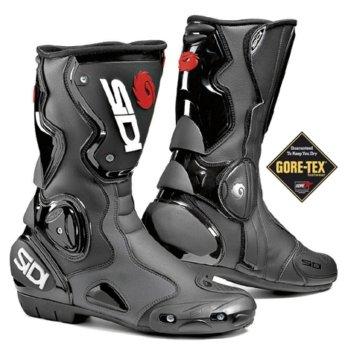 SIDI B2 GORETEX BLACK SIZE 45 BOOTS