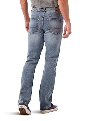 Details about  /Wrangler Men/'s Slim Fit Straight Leg Jean Choose SZ//color