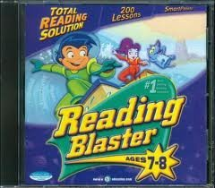 Reading Blaster Ages 7-8 (Jewel Case)