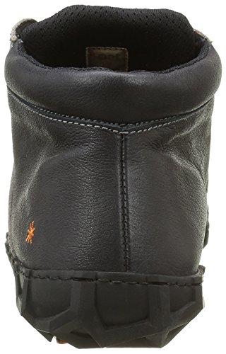 Art Melbourne 759 - Zapatos Hombre Gris (Grey Black)