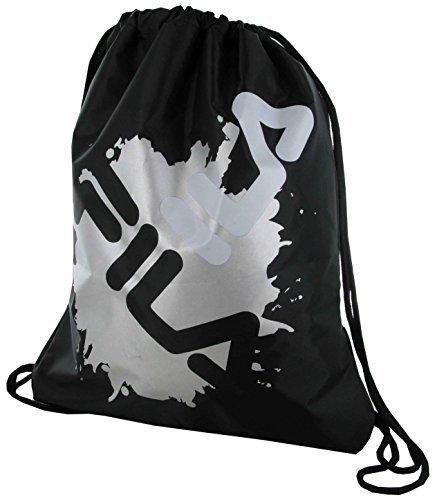 FilaAmato –Bolsa de tela, negro