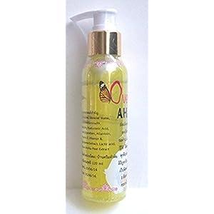Over White AHA 70% Body Serum, For Dark skin White&Lightening bleaching Spot 120g.