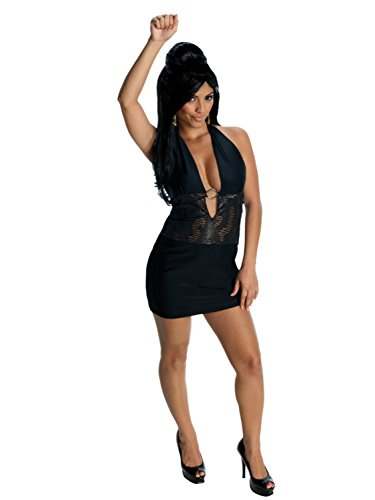 Jersey Shore Snooki Costumes (Jersey Shore Womens Snooki Halloween Costume Rubies OS)