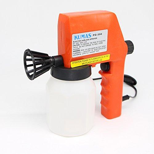 Electric Air Less Paint Sprayer Hand-Held House Fence - Fence Spray