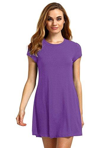 Purple Summer Dresses: Amazon.com