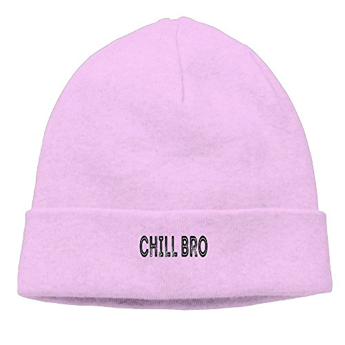 Chill Bro New Winter Hats Knitted Twist Cap Thick Beanie Hat - Hats Bro Chill