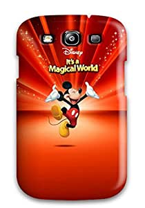Awesome Case Cover/galaxy S3 Defender Case Cover(walt Disney5)