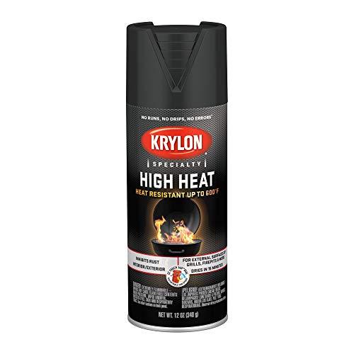 Krylon K01707077 High Heat