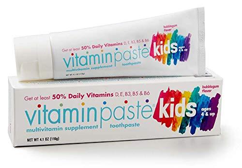Vitaminpaste Kids Toothpaste