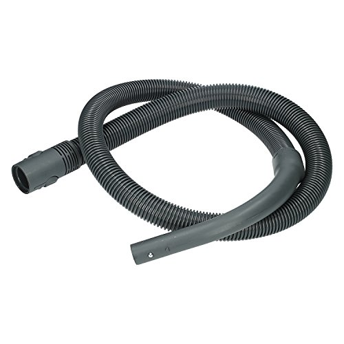 ✧WESSPER® Tuyau pour aspirateur Philips FC9057 (ø32mm, 210cm, gris)
