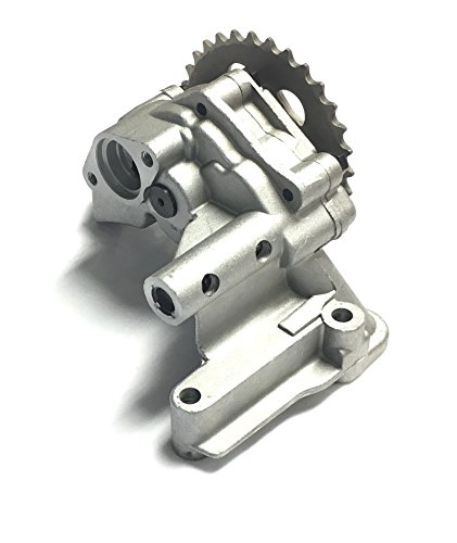 Diamond Power Oil Pump works with Audi A4 TT Quatro Volkswagen Beetle Golf Jetta Passat 1.8L 1.9L 2.0L L4 (Vw Passat Oil Pump)