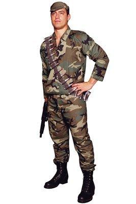 aquí tiene la última RG Costumes Commando Costume, Camouflage Camouflage Camouflage by RG Costumes  40% de descuento