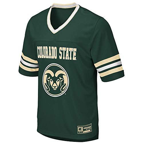 Mens Colorado State Rams Football Jersey - S (Colorado Football Jersey)