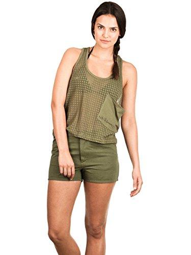 Nikita Hake Camisa, Mujer verde