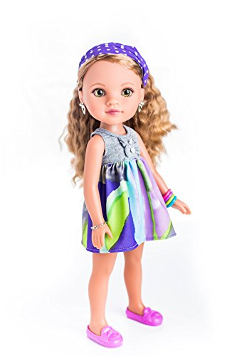 Heart For Hearts Girls Lauryce from New Orleans, USA Doll (The Prettiest 12 Year Old In The World)