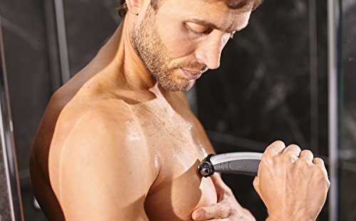 Philips Norelco Bodygroomer BG2039/42 - skin friendly, showerproof, beard and body trimmer and shaver