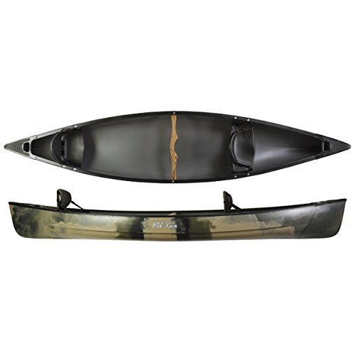 Old Town Canoes & Kayaks Guide 147 Recreational Canoe, Camo