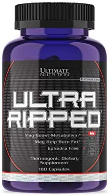 Ultimate Nutrition Metabolic Enhancer Supplement product image