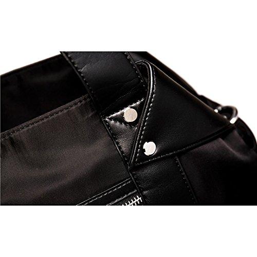 Bolso hombre Negro negro para hombro NUBEN al 4CdPq4w