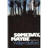 download ebook someday, maybe: new poems pdf epub