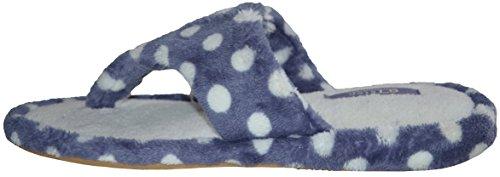 Sandals Sophie Thongs Dot Ezstep Flip Flop Polka Slippers Women's Blue TwxqORY
