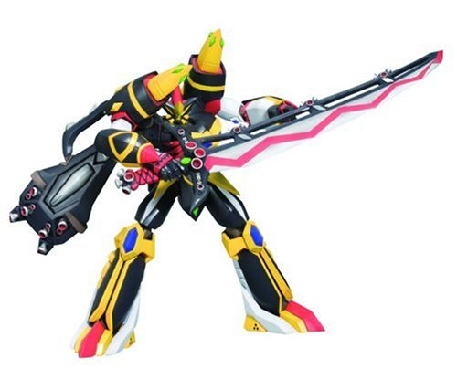 Kotobukiya Super Robot Wars Grungust Fine Scale Model Kit