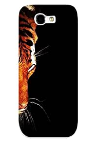Podiumjiwrp Top Quality Rugged Tiger Case Cover Deisgn For Galaxy Note 2 For Lovers