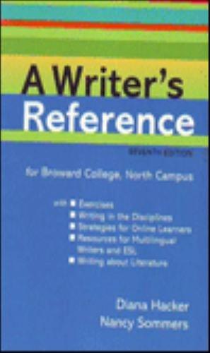 WRITER'S REFERENCE >CUSTOM<