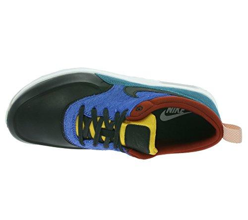 Prm Thea Wmns Air Max Nike Mujeres, Estrella Azul / Negro Cayena Estrella Azul Oscuro / Negro Oscuro Cayena