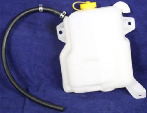 CPP Factory Finish Direct Fit Coolant Reservoir for 95-97 Nissan Pickup NI3014112 Aftermarket Auto Parts