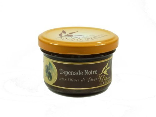 Delices du Luberon Black Olive Tapenade by Delices du Luberon