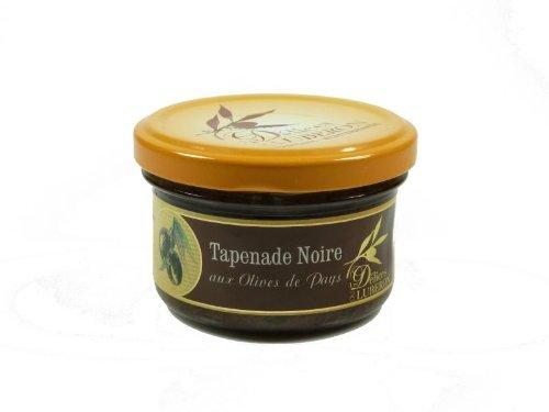 Delices du Luberon Black Olive Tapenade
