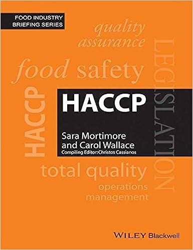 haccp mortimore sara