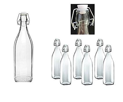 Botellas de vidrio fabricacion