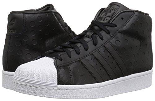 Pro Model Originals Donna black white Black Adidas pFfnxS