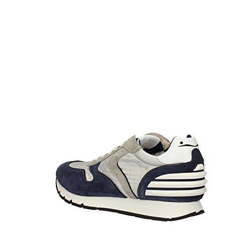 Chaussures Blanche Voile Espadrille Homme Liam Velour Power-nylon Libre 9103 Printemps Été Indigo Glace 2018 Und Blau Weiss