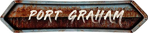 Any and All Graphics Port Graham 4