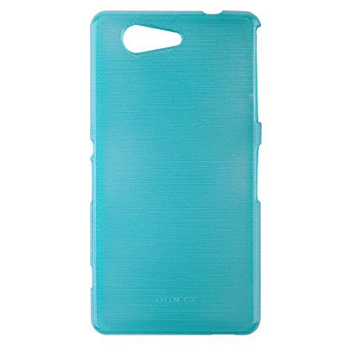 Silikon Silicon Handy Back Case Cover Schale türkis für