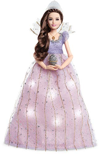 Barbie Disney The Nutcracker and the Four Realms Clara Doll (Necklaces Christmas Up Light Discount)