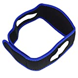 Snoring Chin Strap,Adjustable Anti Snore Chin Strap Support, Stop Snoring- Natural and Instant Snore Relief Jaw Belt with 12cm Magic Tape