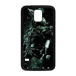Alien Xenomorph Samsung Galaxy S5 Cell Phone Case Black TPU Phone Case SY_756716