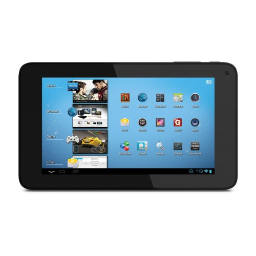 Coby Kyros 7-Inch Android 4.0 4 GB Internet Tablet 16:9 C...