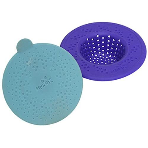 well-wreapped Robinson Squish Silicone Sink Strainer 3-pack