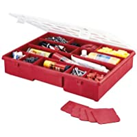 Stack-On SBR-18 17 Compartment Parts Storage Organizer...