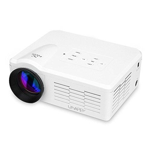 U35 800 Lumens Mini LED Projector HD LCD Projector Home C...