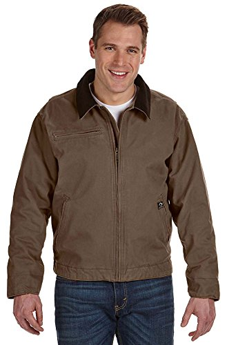Dri Duck Outlaw Jacket, Large, FIELD (Outlaw Boulder Cloth Jacket)